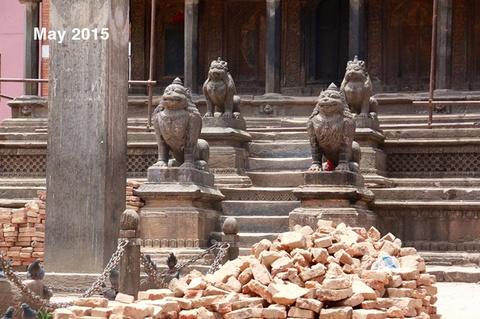 Nhung vet seo chua lanh mot nam sau dong dat Nepal hinh anh 11