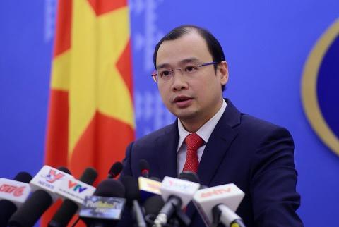 Viet Nam phan doi Trung Quoc cam danh bat ca o Bien Dong hinh anh