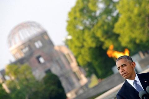 Obama mong muon the gioi khong co vu khi hat nhan hinh anh 3