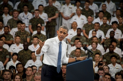 Obama mong muon the gioi khong co vu khi hat nhan hinh anh 6