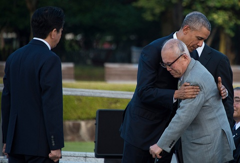 Obama mong muon the gioi khong co vu khi hat nhan hinh anh 5