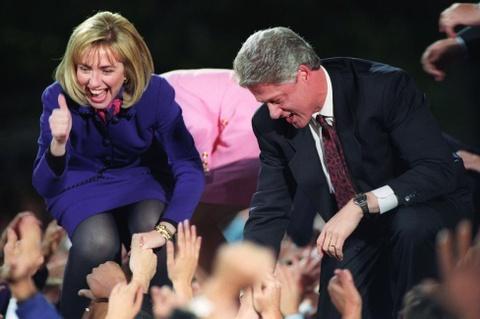 Ba Clinton: Tu de nhat phu nhan toi giac mo nu tong thong My hinh anh 1