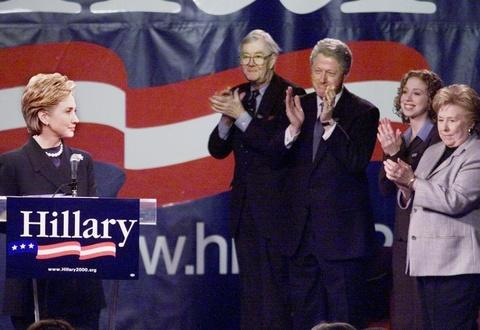 Ba Clinton: Tu de nhat phu nhan toi giac mo nu tong thong My hinh anh 11