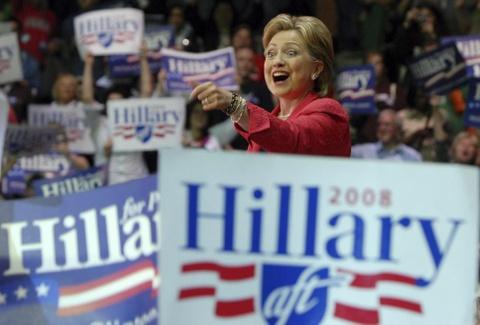 Ba Clinton: Tu de nhat phu nhan toi giac mo nu tong thong My hinh anh 16