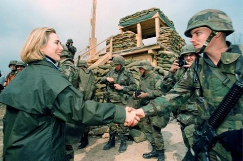 Ba Clinton: Tu de nhat phu nhan toi giac mo nu tong thong My hinh anh 3