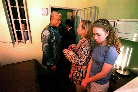 Ba Clinton: Tu de nhat phu nhan toi giac mo nu tong thong My hinh anh 5