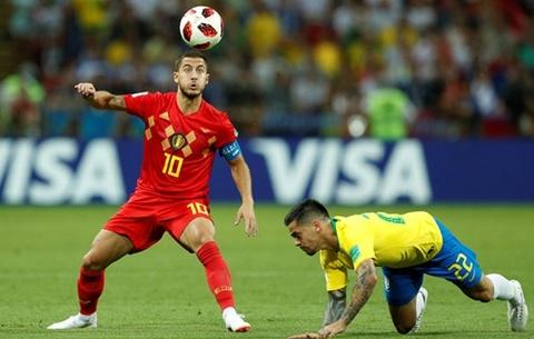 Nha bao Vu Cong Lap: The he Hazard nen vao chung ket World Cup hinh anh