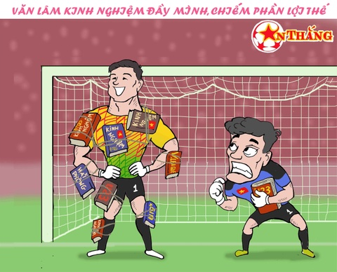 Hi hoa Bui Tien Dung khoc truoc tai nang bay nhay cua Van Lam o U23 VN hinh anh 6