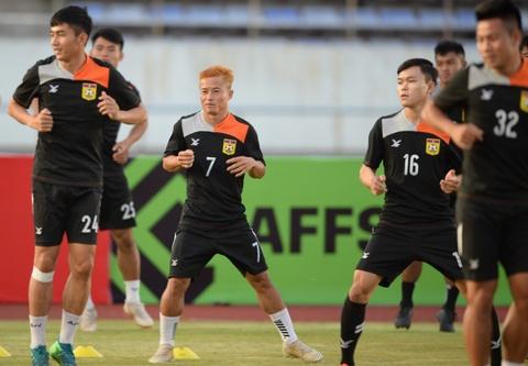 Doi thu cua DT Viet Nam lan dau lo dien o AFF Cup 2018 hinh anh