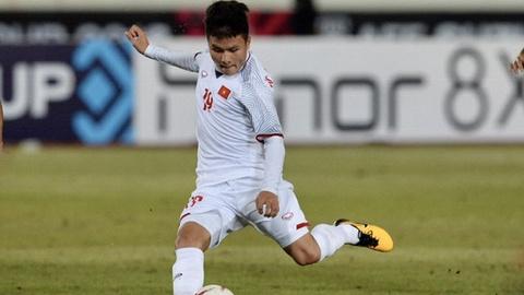 ĐT Việt Nam vs Malaysia: Quang Hải và Xuân Trường đá cặp tiền vệ