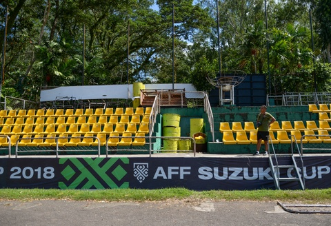 Doi tuyen Viet Nam se da ban ket AFF Cup tren san 'cap huyen' hinh anh 3