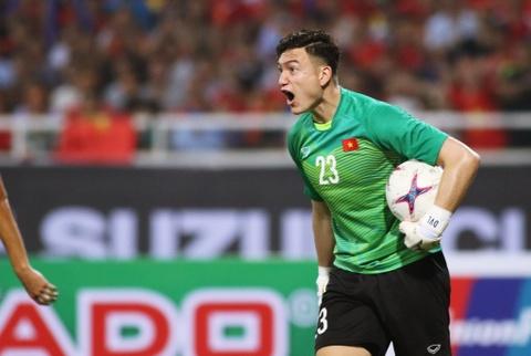 Dang Van Lam: 'Chung toi khong tiec tung sau khi vao chung ket' hinh anh