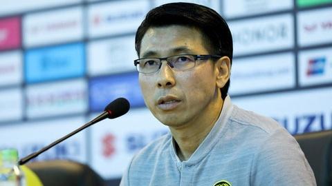 HLV Malaysia: 'Sân Bukit Jalil không dễ chơi với cầu thủ trẻ Việt Nam'