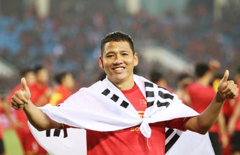 Tiền đạo Anh Đức nói gì khi không được chọn dự Asian Cup 2019?