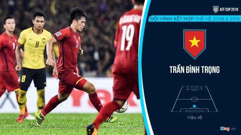 HLV Hoang Anh Tuan: 'Khong phai tiec cho Dinh Trong' hinh anh 1