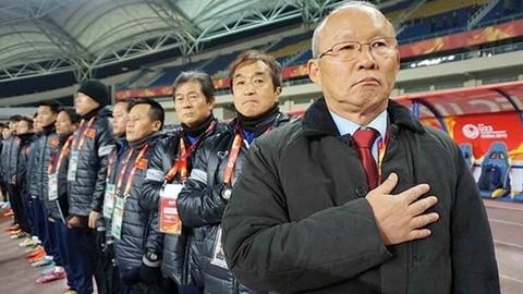 Ong Park Hang-seo va xu huong HLV Han Quoc den Viet Nam hinh anh