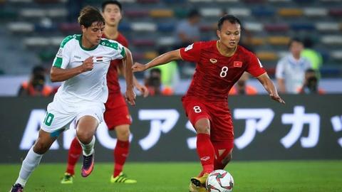 Cau thu Viet Nam co thuc su dot bien ve the luc o Asian Cup 2019? hinh anh