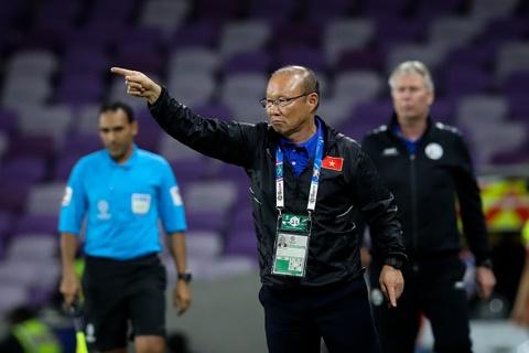 HLV Park: 'Gặp Nhật Bản sẽ là bước ngoặt của bóng đá Việt Nam'