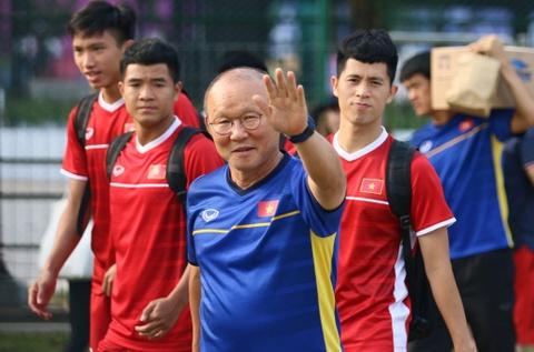 VFF đàm phán lại với HLV Park Hang-seo về các cấp độ đội tuyển VN