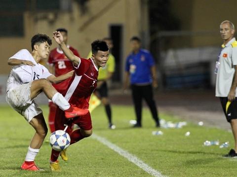 Cau thu Myanmar tung cuoc ha guc tien dao U19 Viet Nam hinh anh 7