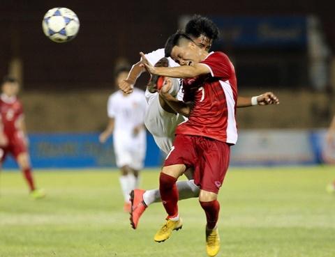 Cau thu Myanmar tung cuoc ha guc tien dao U19 Viet Nam hinh anh 2
