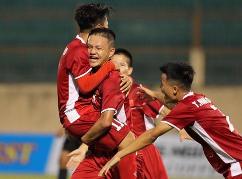 Cau thu Myanmar tung cuoc ha guc tien dao U19 Viet Nam hinh anh 5