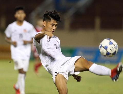 Cau thu Myanmar tung cuoc ha guc tien dao U19 Viet Nam hinh anh 8