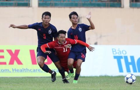 U19 Thai Lan va Viet Nam bat phan thang bai trong tran dau nhieu loi hinh anh 4