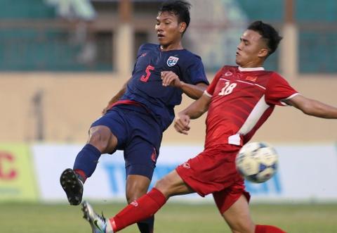 U19 Thai Lan va Viet Nam bat phan thang bai trong tran dau nhieu loi hinh anh 5