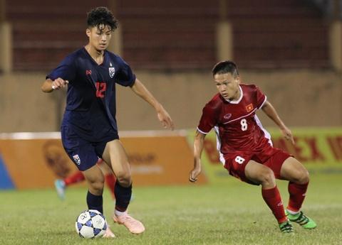 U19 Thai Lan va Viet Nam bat phan thang bai trong tran dau nhieu loi hinh anh 6