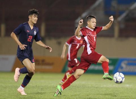 U19 Thai Lan va Viet Nam bat phan thang bai trong tran dau nhieu loi hinh anh 8