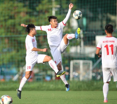Bo doi hoc tro ong Park thu tha truoc tran gap Sai Gon FC hinh anh 5
