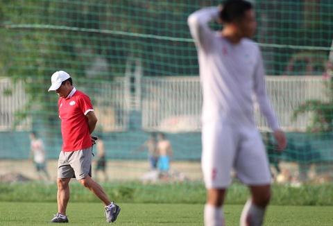 Bo doi hoc tro ong Park thu tha truoc tran gap Sai Gon FC hinh anh 6