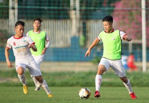 Bo doi hoc tro ong Park thu tha truoc tran gap Sai Gon FC hinh anh 7