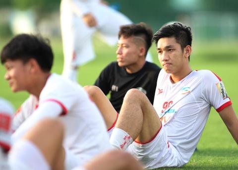 Bo doi hoc tro ong Park thu tha truoc tran gap Sai Gon FC hinh anh 9