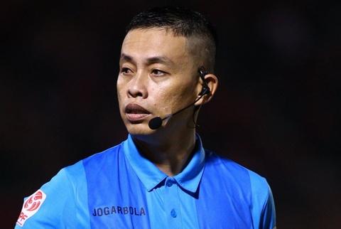 Trong tai FIFA chua mang lai cong bang cho doi Nam Dinh hinh anh