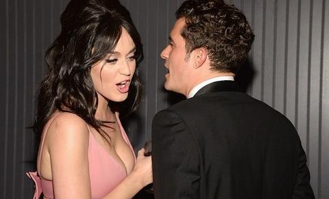 Katy Perry tiet lo se sinh con gai dau long hinh anh