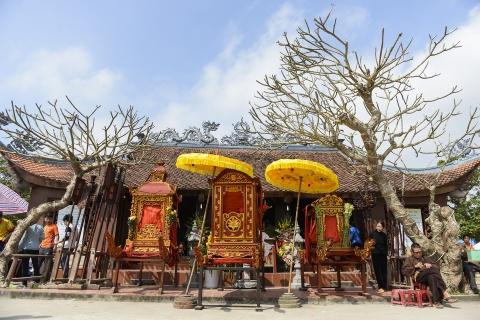 Ruoc kieu loi ao lanh suot 5 gio o Thai Binh hinh anh 24
