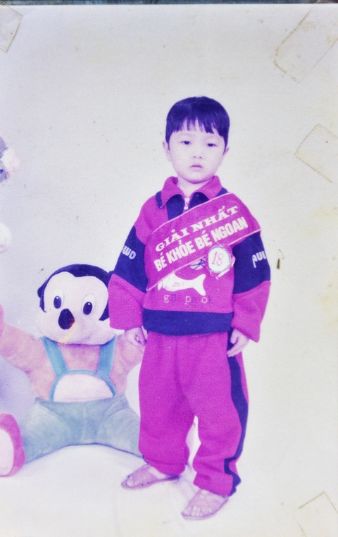 Nhung buc anh Xuan Truong tu khi con be hinh anh 6