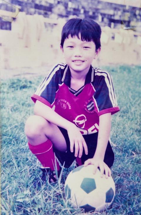 Nhung buc anh Xuan Truong tu khi con be hinh anh 9