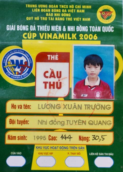 Nhung buc anh Xuan Truong tu khi con be hinh anh 10