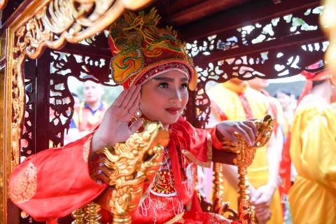 'Tuong ba' hoi den Giong duoc bao ve nghiem ngat hinh anh 7