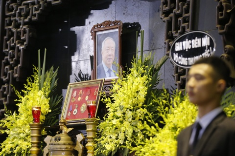 Le tang nguyen Chu nhiem Van phong Quoc hoi Vu Mao hinh anh
