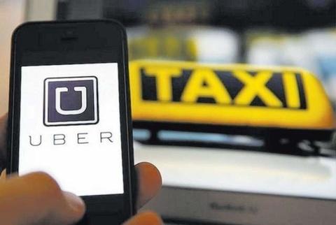 Lai nong chuyen thu thue Uber, Facebook o Viet Nam hinh anh