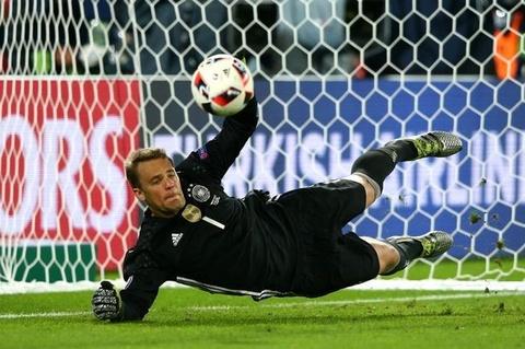 Manuel Neuer: Nguoi mang hon cua Duc hinh anh