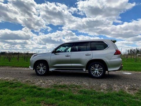 Đánh giá Lexus LX 570 2019 - đối trọng của Range Rover