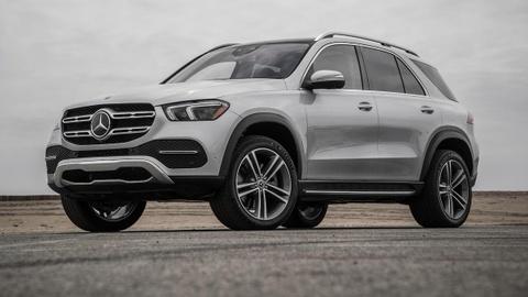 Những tính năng đáng tiền trên Mercedes-Benz GLE 2020
