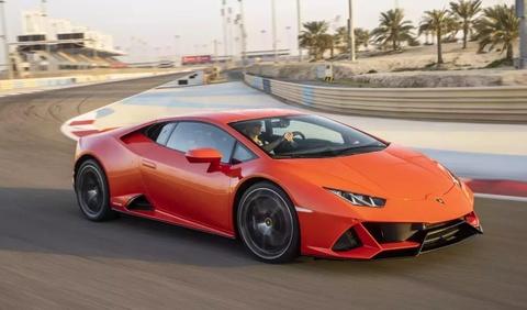 Chuyen thue sieu xe Lamborghini o My hinh anh