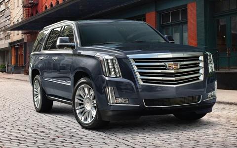 Danh gia Cadillac Escalade 2021 - SUV My ham ho, hien dai hinh anh