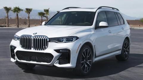 Danh gia BMW X7 2020 – dung chat SUV hang sang nuoc Duc hinh anh